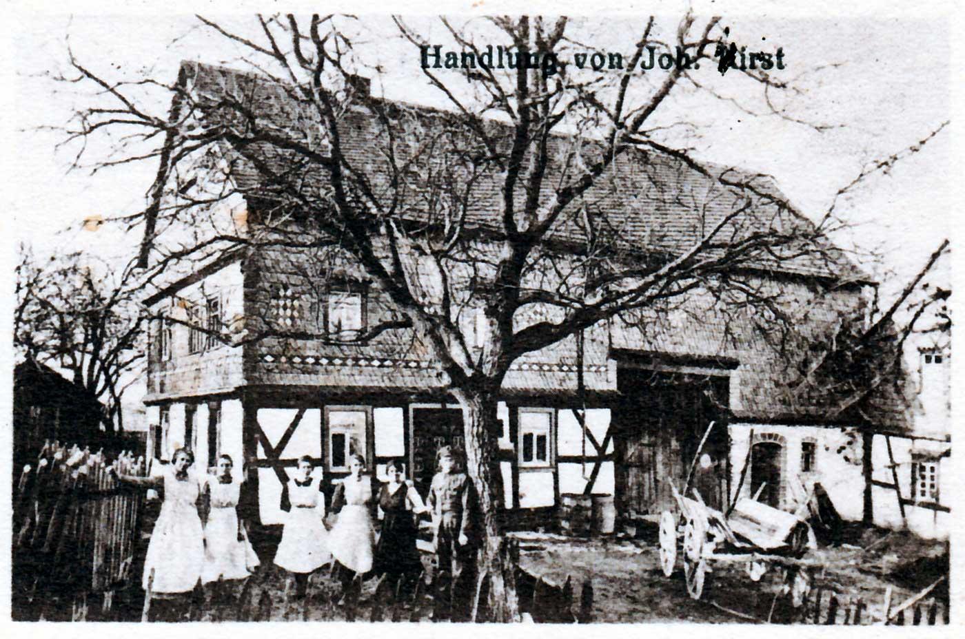 Zum Baybachtal 1 - ca. 1920