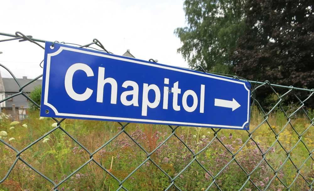 Chapitol - Anfahrt
