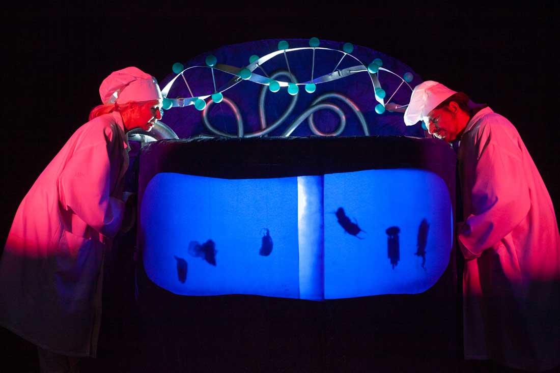 L'Una-Theater: Win & Vinni